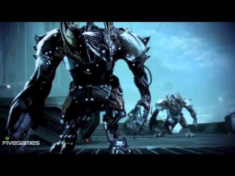 Legendado: Mass Effect 3: Leviathan Trailer [HD]