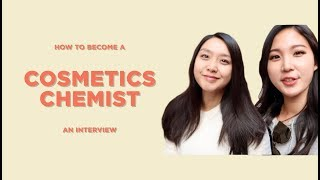 👩‍🔬How She Became a Cosmetic Chemist & Formulator • Interview