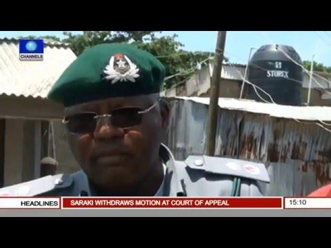 News Across Nigeria: Buhari Orders Release Of 10,000 Tons Of Grains