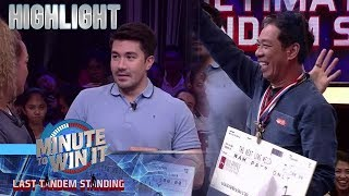 Long Mejia, wagi sa bagong contest ni Luis | Minute To Win It