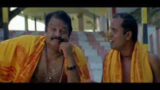 Pellaina Kothalo Movie || Jagapati Babu & Priyamani Love Scene In Temple || Jagapati Babu,Priyamani