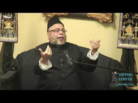 8th Muharram 2019/1441 Maulana Sadiq Hasan Majlis