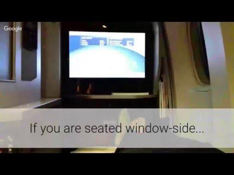Japan Airlines Business Class   JAL Sky Suite