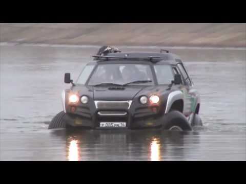 Extreme 4x4 from Russia - Amphibious VIKING-2992