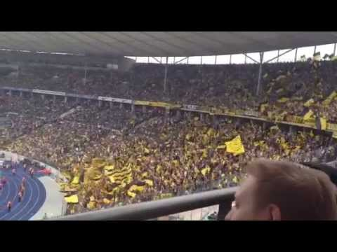 Dortmund Fans Youtube Dortmund Fans in Berlin