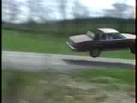 0 Insane Jump by a Buick La sabre