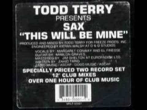 Todd Terry - House Is A Feeling [1991]