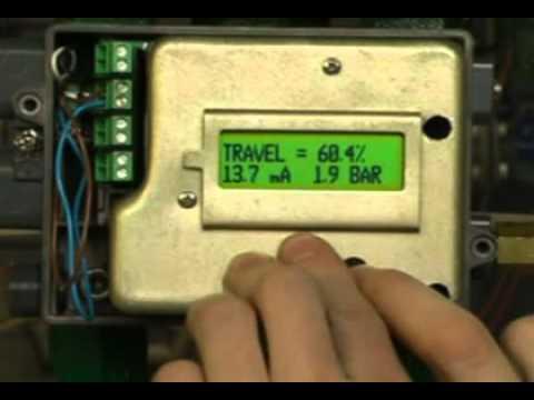 fisher valve positioner series 3600 manual