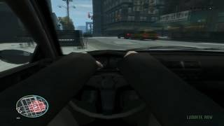 First Person View mod for GTA 4