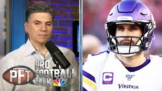 Minnesota Vikings must address future starting with Mike Zimmer | Pro Football Talk | NBC Sports