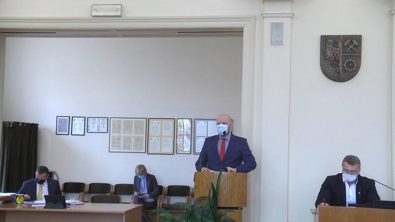 XL sesja Rady Miejskiej, część II