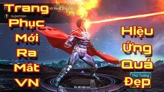 [Gcaothu] Trang phục mới Superman Bất Công Lý chính thức ra mắt - Giá bán rẻ hiệu ứng đẹp