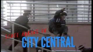 City Central - Rare Early Scott Adkins TV Appearence
