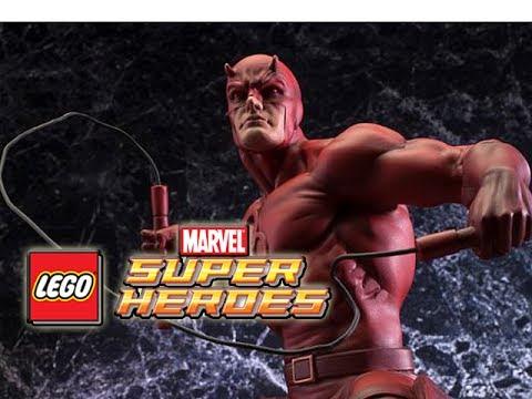 Lego Marvel Superheroes Daredevil Lego Marvel Superheroes