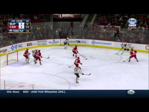 Buffalo Sabres vs  Carolina Hurricanes 08.01.2015
