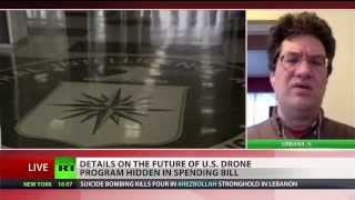 CIA, keeps drone program after Pentagon blows up civilians in Yemen  1/17/14