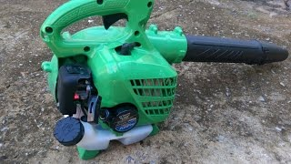 LEAF BLOWER Hitachi in use and rating