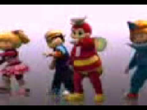 New Jollibee Mascot video