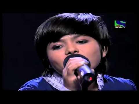 seema jha stunningly sings kaisi paheli zindagani x factor india