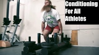 "CARDIO ISN'T FOR ""FAT PEOPLE"": CONDITIONING 101 (Ft. Alan Thrall)"