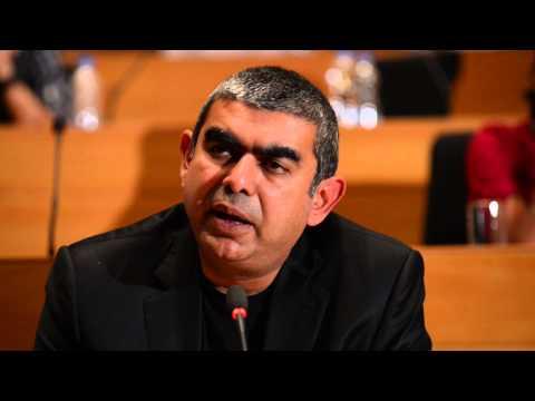 Vishal Sikka addresses high attrition rates at Infosys | Q&A
