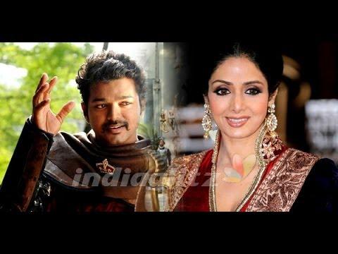 Vijay's 58th movie - Sridevi to play princess? Partly Period Action film? | Director Chimbudevan