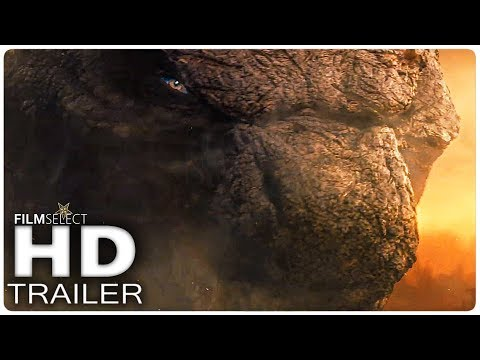 GODZILLA 2: King of the Monsters Trailer 2 (2019)