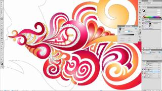 Digital Art in Illustrator CS4