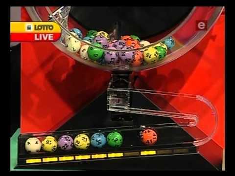 Live Lotto Draw 1073 - 06 March 2011