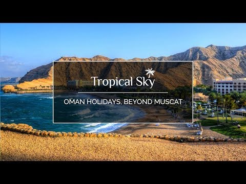Oman Holidays, Beyond Muscat, Tropical Sky HD