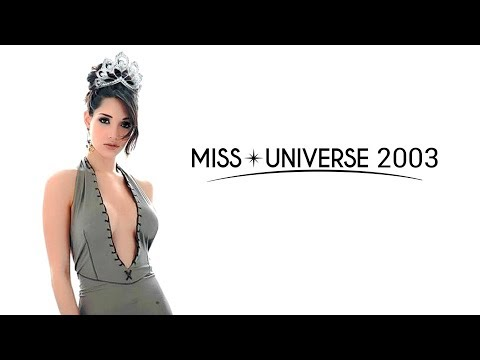 Miss Universe 2003 -  Amelia Vega