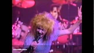 Cyndi Lauper Live In Paris5 What39s Going On,Iko Iko