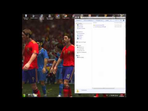 PES 2011 para Alcatel 4010a (T'POP) Android 2.3.6 SIN ROOT