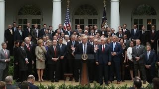 13 men, no women, tackle health care in Senate