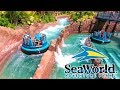 Seaworld Orlando 2019 (Sesame Street Included) | Full Walking Tour