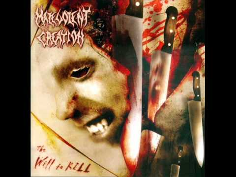 Malevolent Creation - Burnt Beyond Recognition