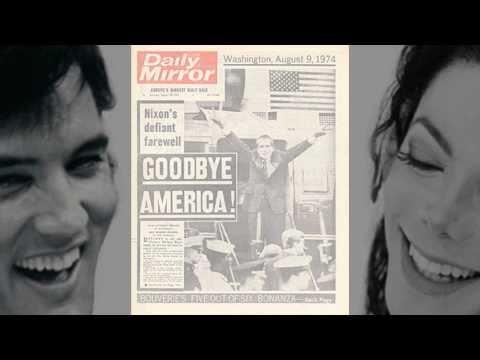Elvis Presley X Michael Jackson - O que a morte deles têm em comum? Parte 7