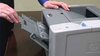 HP LaserJet 2420 Printer Overview