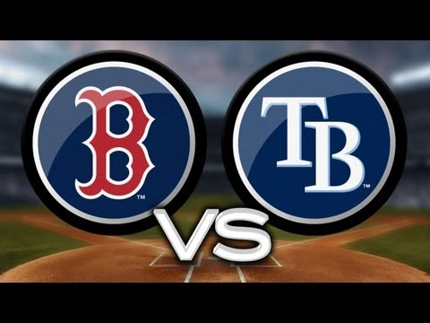 6/11/13: Rays club four homers to down the Red Sox