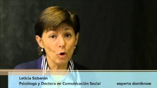 Leticia Soberón: ¿Somos conscientes de nuestras creencias?