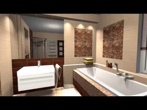 Łazienka 12m2 - Domino Berberis