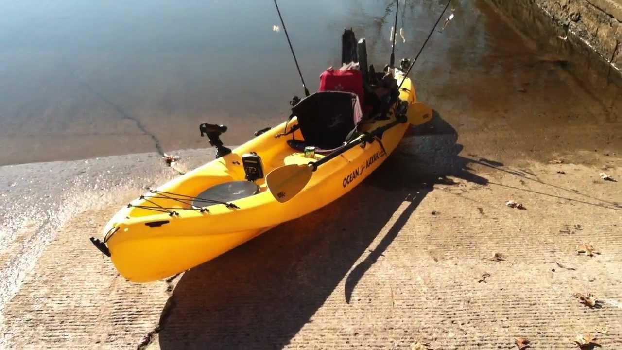 Kayak fishing setup how to rig your kayak for kayak for How to fish from a kayak