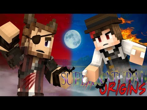 ALPHA vs OMEGA! Minecraft Supernatural Origins #35 (Werewolf Modded Roleplay)
