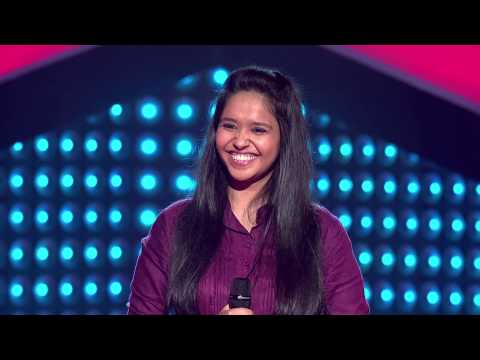 The Voice India - Aishwarya Anand Performance in Blind Auditions