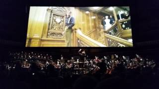 Titanic Live - Royal Albert Hall - End scene