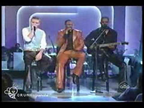Brian McKnight & Justin Timberlake Video