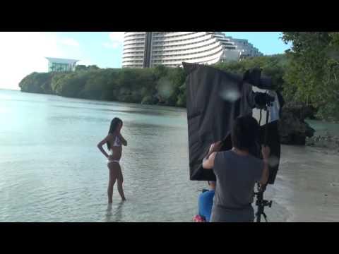 Mocha Uson Summer Pictorial on Guam