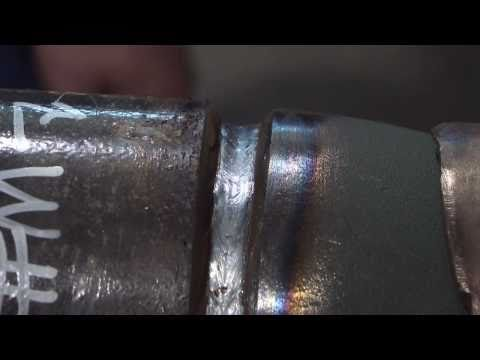 RMD and Pro Pulse MIG Welding at Shinn Mechanical
