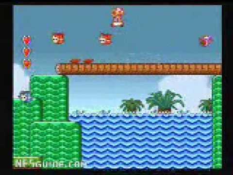 Super Mario All-Stars - SNES Gameplay