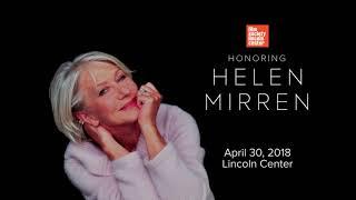 45th Chaplin Award Gala Honoring Helen Mirren | Trailer